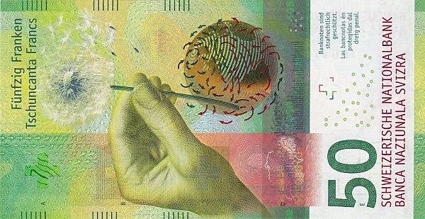 RECTO 50 francs Type 2015
