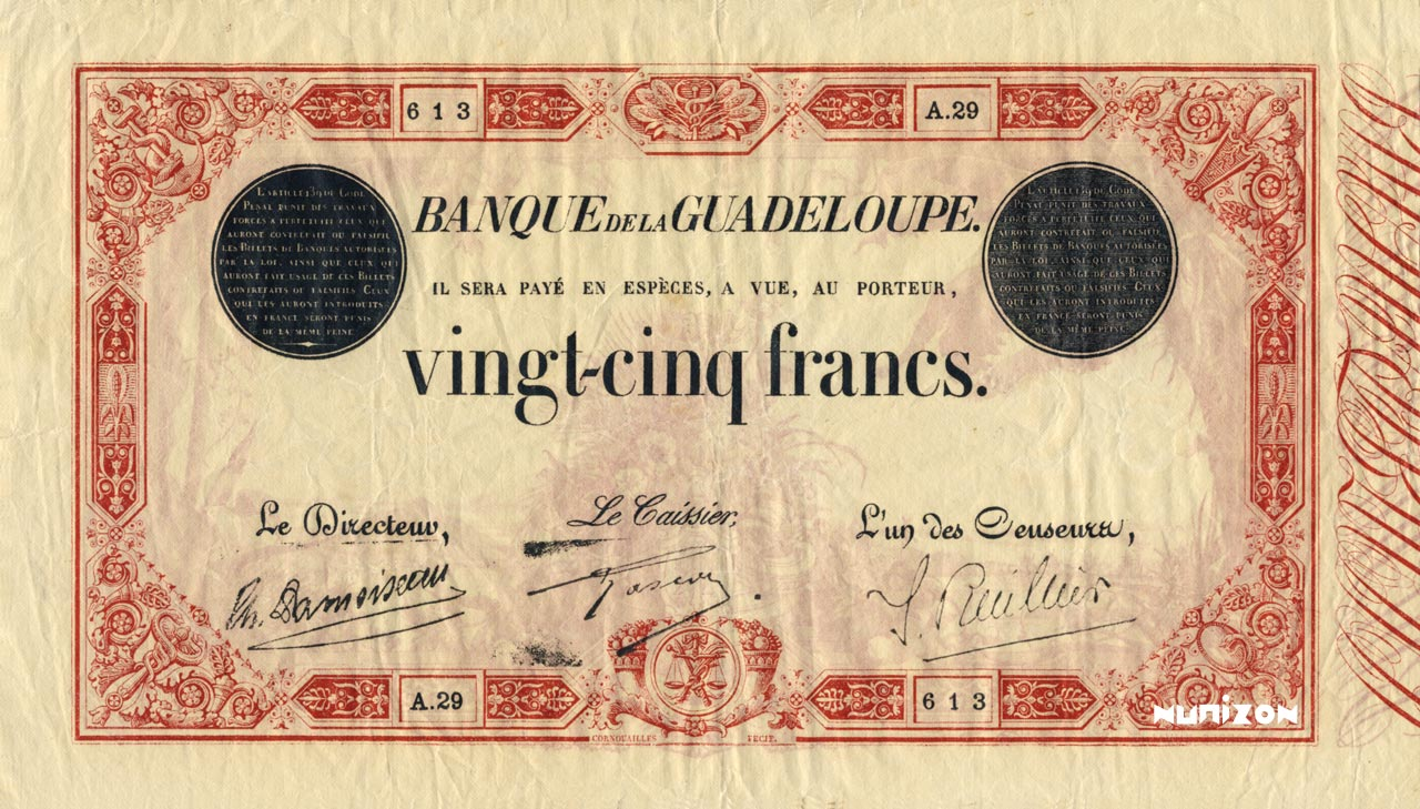 RECTO 25 francs Type 1905
