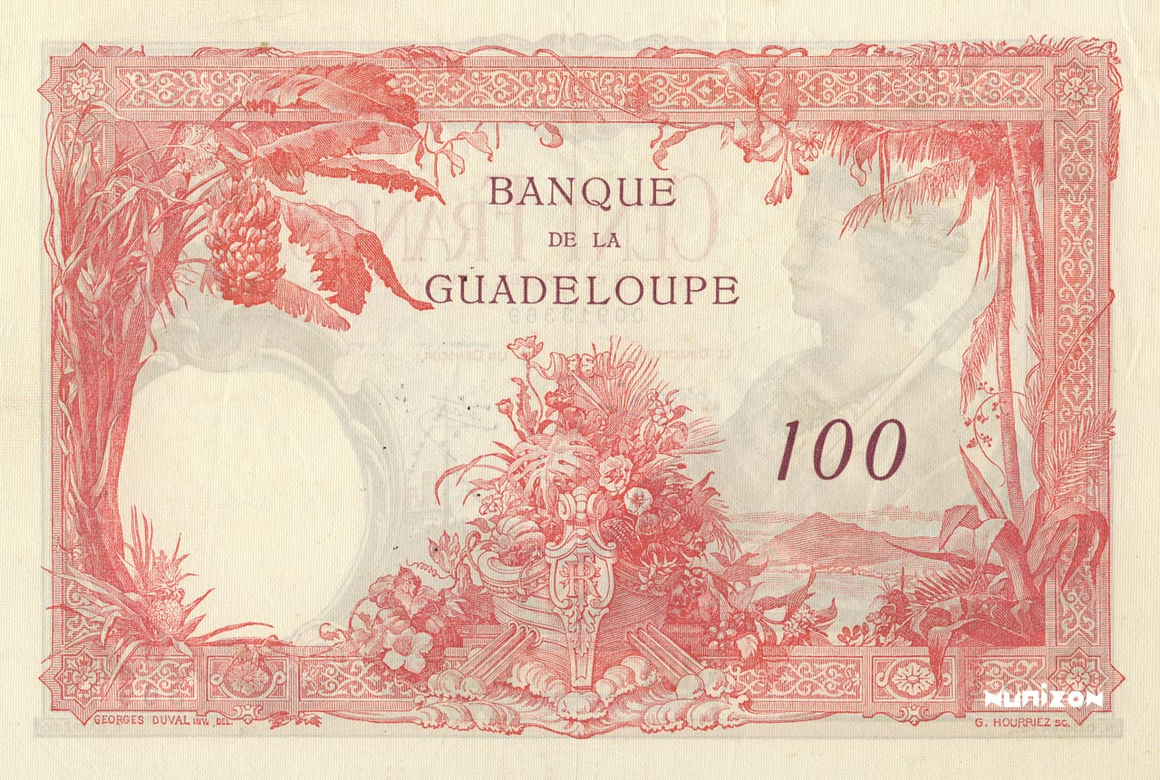 VERSO 100 francs Type 1934