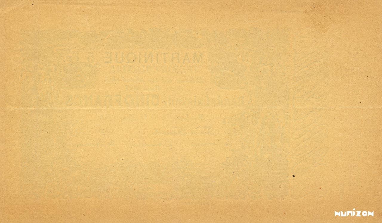 VERSO 5 francs Colonial Treasury Type 1858