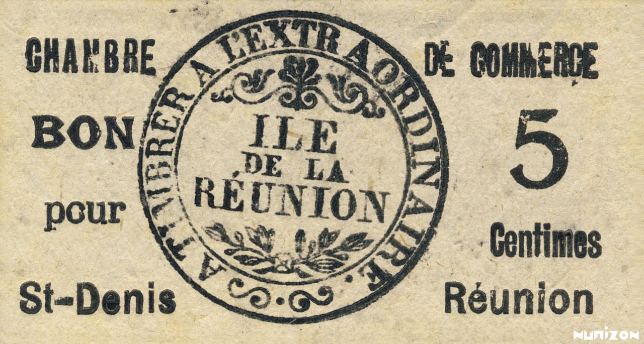 RECTO 5 centimes Type 1918