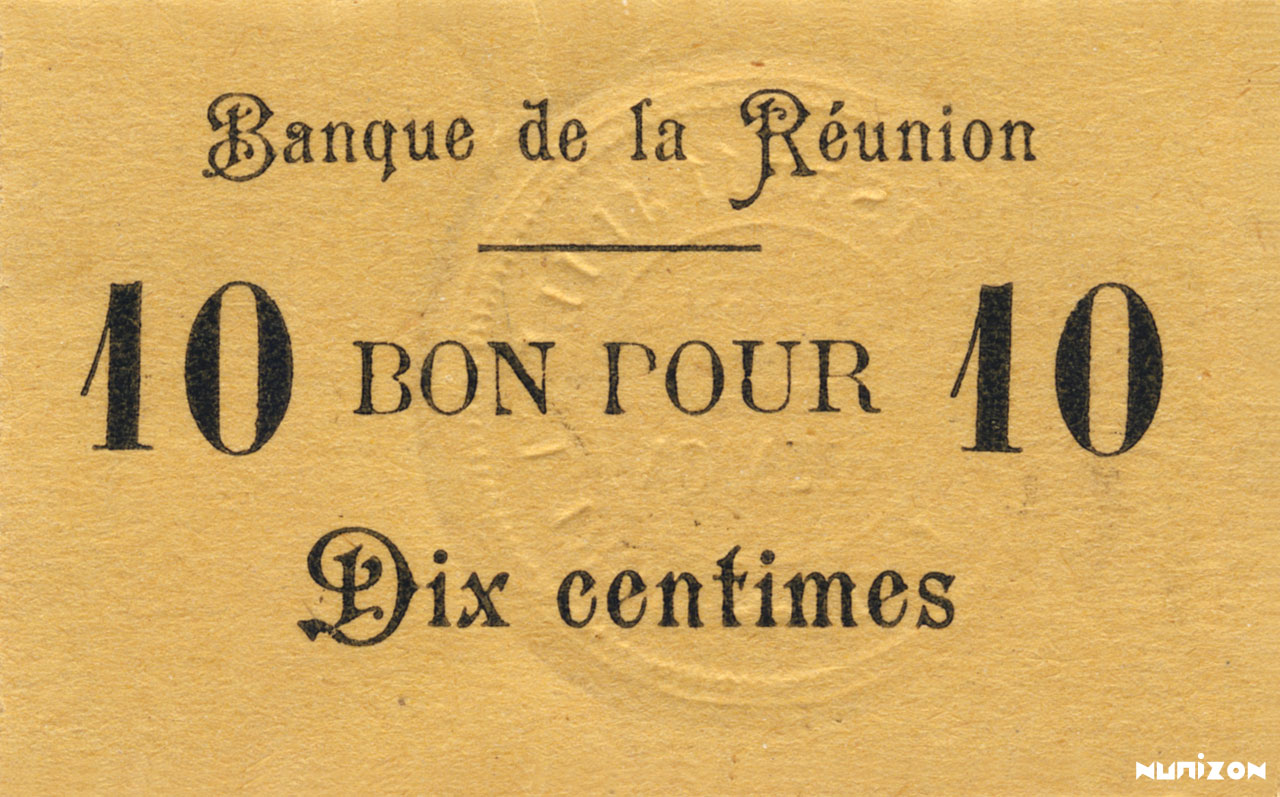 RECTO 10 centimes Type 1915