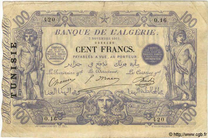 RECTO 100 francs Bleu Type 1874