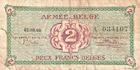 Banknote #BEL_M2_2F