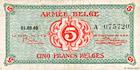 Banknote #BEL_M3_5F