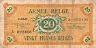 Banknote #BEL_M5_20F