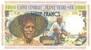 Banknote #MQ_1955_CCFOM_1000FRS
