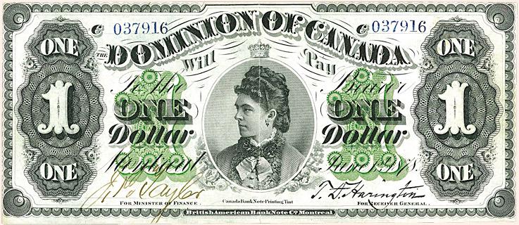 1 Dollar Type 1878 « Scalloped Border » Pick##17