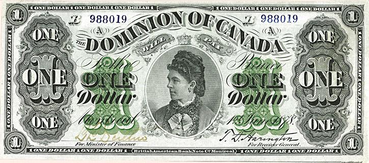 1 Dollar Type 1878 « Lettered Border » Pick##18
