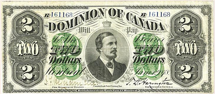 2 Dollars Type 1878 Pick##19