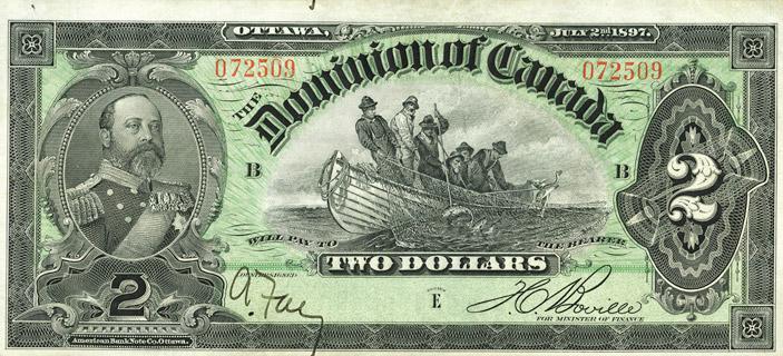 2 Dollars Type 1897 Pick##24C