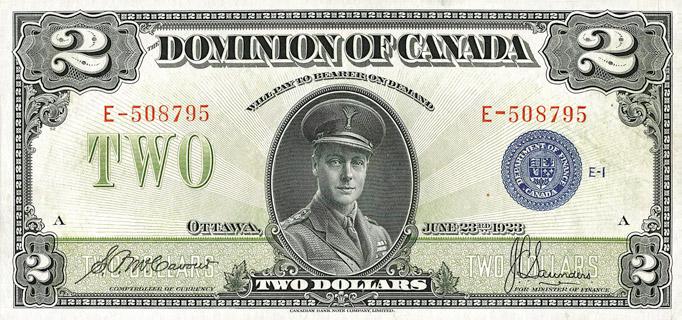 2 Dollars Type 1923 Pick##34