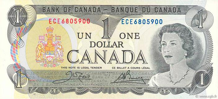 1 Dollar Type 1973 Pick##85