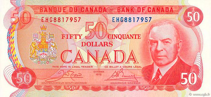 50 Dollars Type 1975 Pick##90