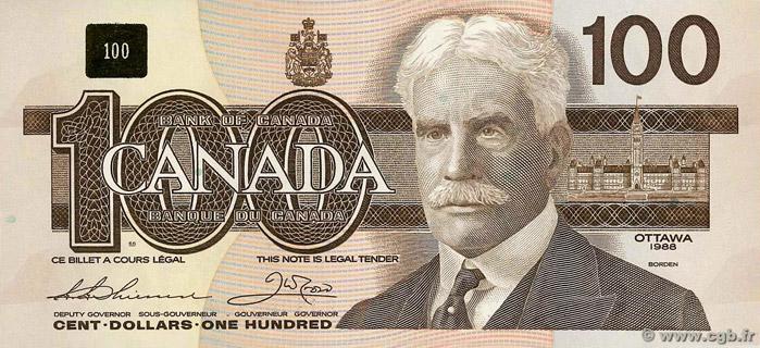 100 Dollars Type 1988 Pick##99