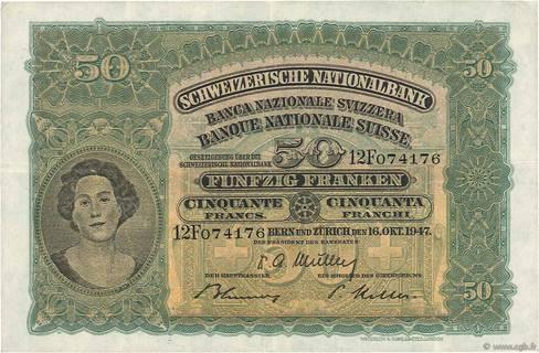 50 francs Type 1924 Pick##34