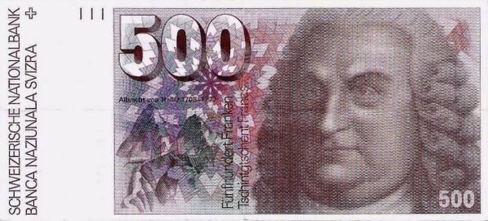 500 francs Type 1976 Pick##58