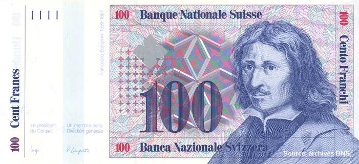 100 francs Type 1985 non émis Pick##63