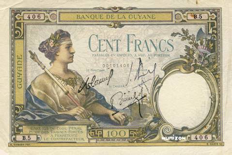 100 francs Type 1927  Pick##8