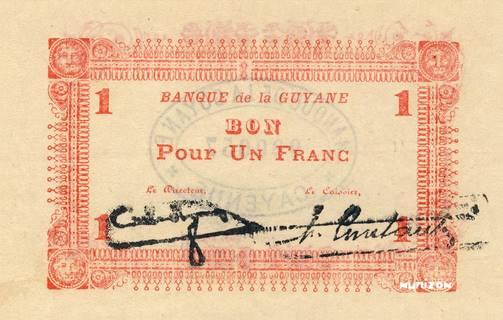 1 franc Type 1942  Pick##11