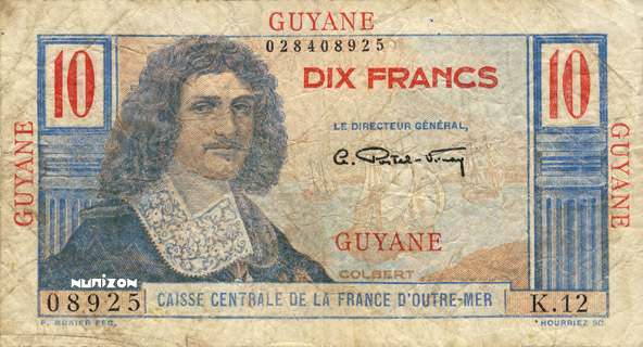 10 francs Colbert Type 1946  Pick##20