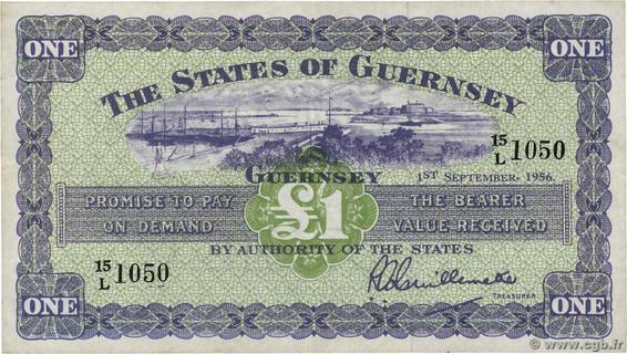 1 pound Type 1945-1966 Pick##43