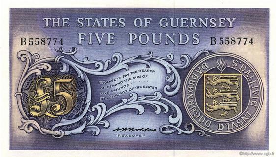 5 pounds Type 1969 Pick##46