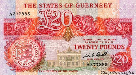 20 pounds Type 1980 Pick##51