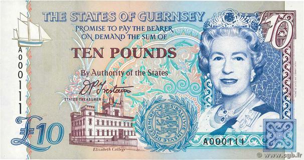 10 pounds 1995 Pick##57