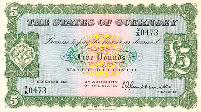 5 pounds Type 1956 Pick##44