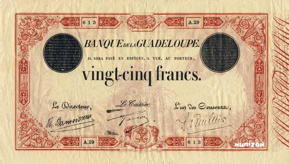 25 francs Type 1905  Pick##8