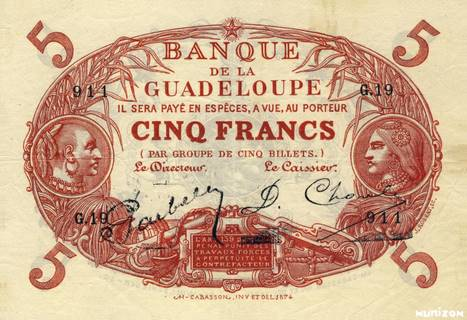5 francs Rouge Type 1901  Pick##7