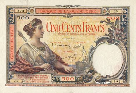 500 francs Type 1934  Pick##17