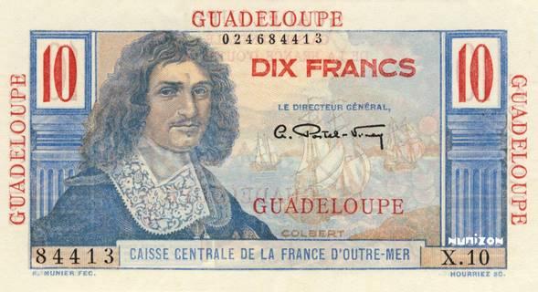 10 francs Colbert Type 1946  Pick##32