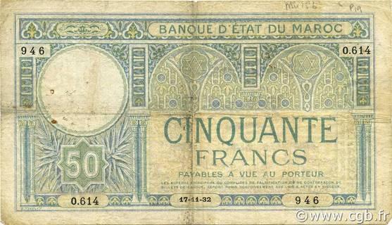 50 francs Type 1920 modifié  Pick##19
