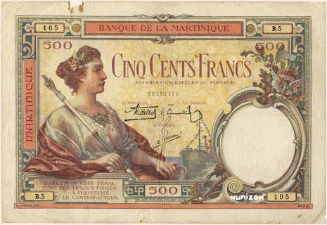 500 francs Type 1927  Pick##14