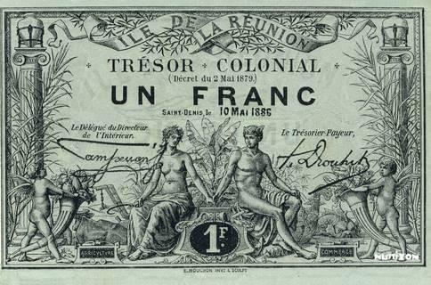 1 franc 1886 Type 3 Pick##9