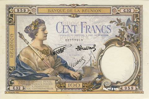 100 francs Type 1927 Pick##24