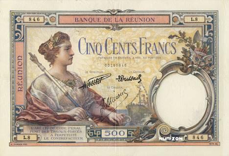 500 francs Type 1927 Pick##25