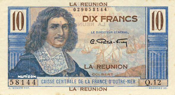 10 francs Colbert Type 1946  Pick##42