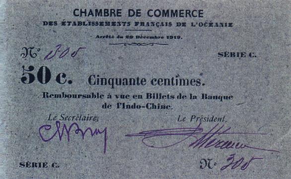50 centimes Type 1919 Pick##FO4B