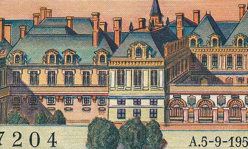 Un nouveau 1000 francs Richelieu 1957
