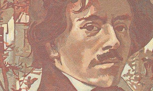 100 francs Delacroix avec appendice !