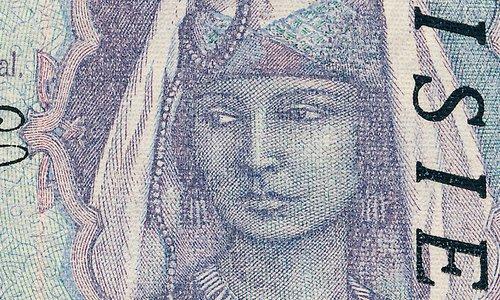 Très rare 20 francs Tunisie Type 1912