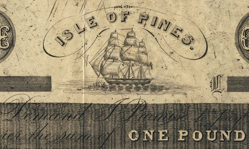 The One Pound of Isle of Pines
